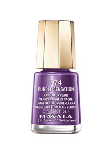 Mavala Mavala 174 Purple Sensation Oje Mor